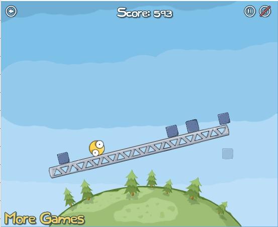 Игра Yellow Balancer онлайн