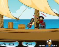 Игра Атака пиратов онлайн