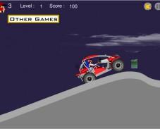 Игра Багги гонка онлайн