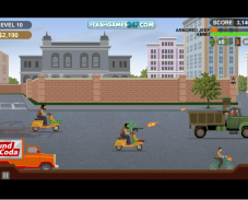 Игра Бандитские разборки онлайн