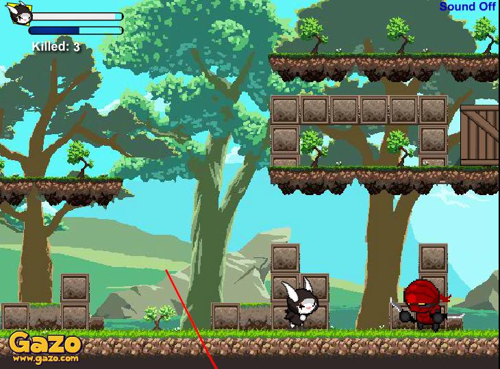 Игра Бешеный кролик онлайн