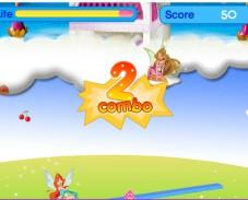 Игра Винкс на облаке онлайн