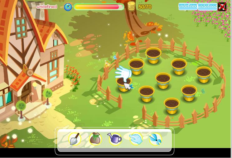 Игра Винкс на ферме - играй онлайн