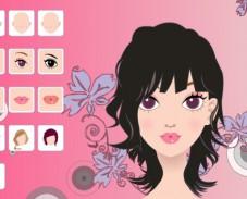 Игра Виртуальный макияж онлайн