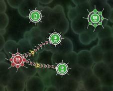 Игра Война микробов онлайн