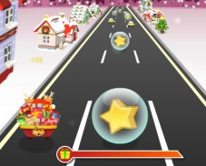 Игра Гонка деда мороза онлайн