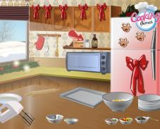 Игра Готовим на новый год онлайн