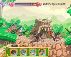 Игра Маленькая армия онлайн