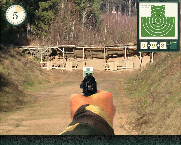 Игра Меткий стрелок онлайн