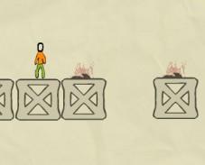 Игра Нарисованный мир онлайн