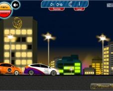 Игра Ночные гонки онлайн