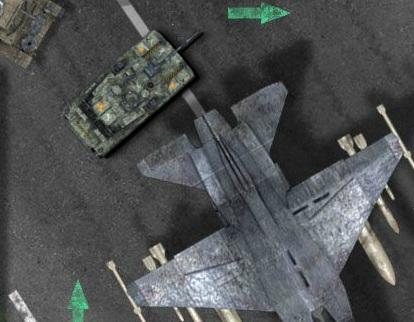 Игра Парковка танка онлайн