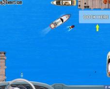 Игра Парковка яхт онлайн