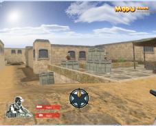 Игра Перекрестный огонь онлайн