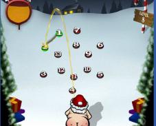 Игра Писающий Санта онлайн
