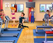Игра Приколы в тренажерном зале онлайн