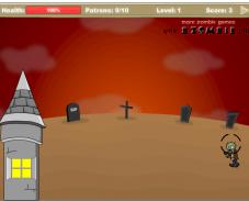 Игра Снайпер против зомби онлайн