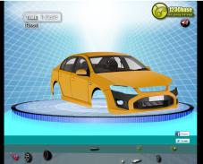 Игра Собери автомобиль онлайн