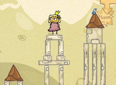 Игра Спасение принцессы онлайн