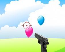 Игра Стрельба по шарикам онлайн