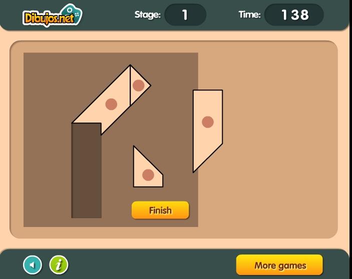 Игра Танграм онлайн