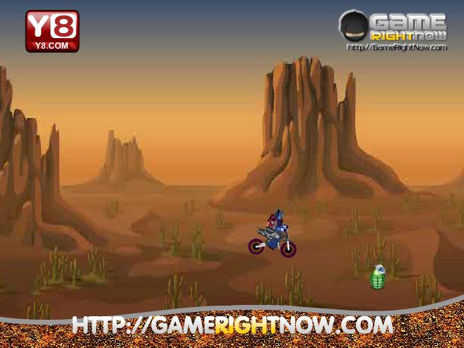 Игра Трансформеры на мотоциклах онлайн