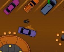 Игра Угон автомобиля онлайн