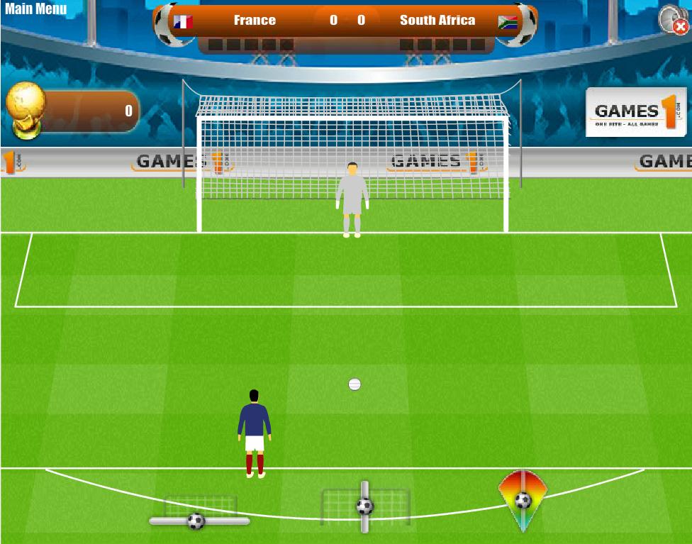 Игра Футбольный чемпионат онлайн