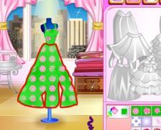Игра Дизайнер одежды онлайн