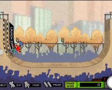 Игра Американский дракон на скейте онлайн