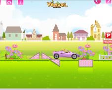 Игра Барби парковка онлайн