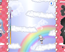 Игра Беги девочка беги онлайн