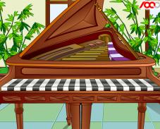 Игра Виртуальное пианино онлайн