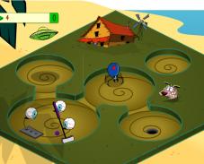 Игра Гольф на двоих онлайн