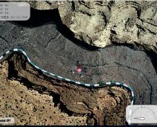 Игра Гонка в каньоне онлайн
