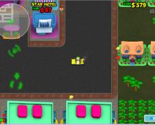 Игра Городское такси онлайн
