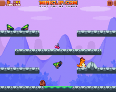 Игра Два динозавра онлайн