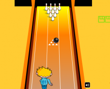 Игра Детский боулингу онлайн