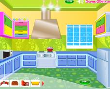 Игра Дизайн кухни онлайн
