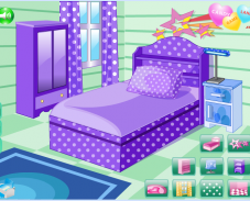 Игра Дизайн спальни онлайн
