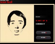 Игра Запомни лицо онлайн