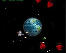 Игра Защитник планеты онлайн