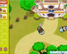 Игра Зоогонки онлайн
