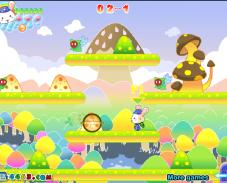 Игра Кролики и пузыри 2 онлайн