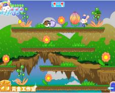 Игра Кролики и пузыри онлайн