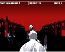 Игра Крушитель Зомби 2012 онлайн