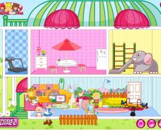 Игра Кукольный домик онлайн