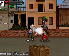 Игра Кунг-фу дедушка онлайн
