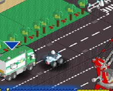 Игра Лего Сити онлайн