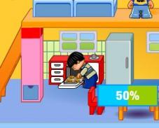 Игра Лего семья онлайн